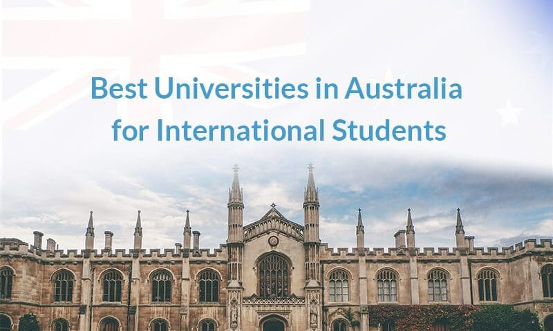 Top Best Colleges in Australia 2020